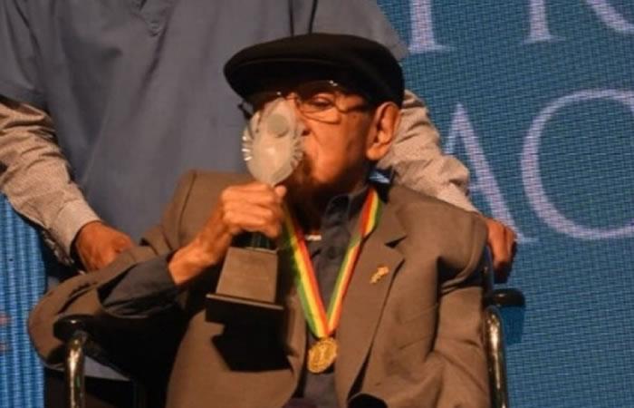 Jorge Mansilla es más conocido como 'Coco Manto'. Foto: ABI.