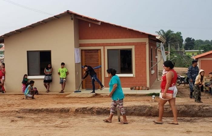 Beneficiarán a 115 habitantes de esa región. Foto: ABI