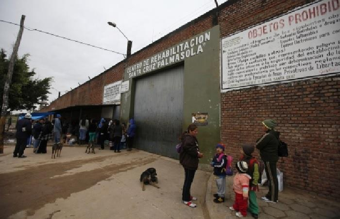 Las cárceles del país albergan una población que supera los 19.000 privados de libertad. Foto: ABI.