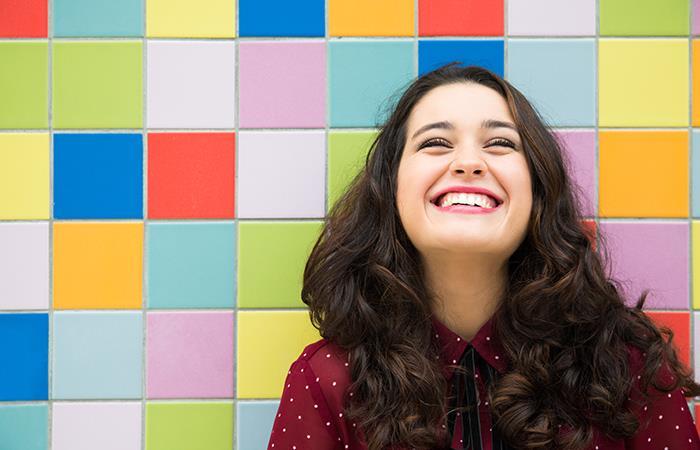 Gozar de buena salud es el beneficio de ser optimista. Foto: Shutterstock