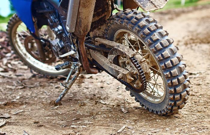 Campeonato Nacional de Motociclismo en la zona de Quintanilla. Foto: ShutterStock.