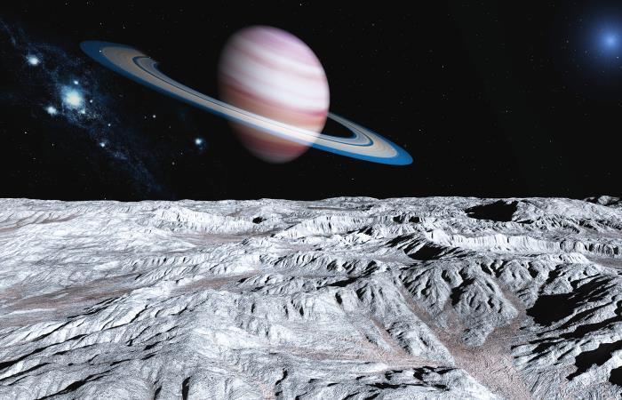 Estos nuevos detalles le dan el récord de 'Lunas' a Saturno. Foto: Shutterstock.