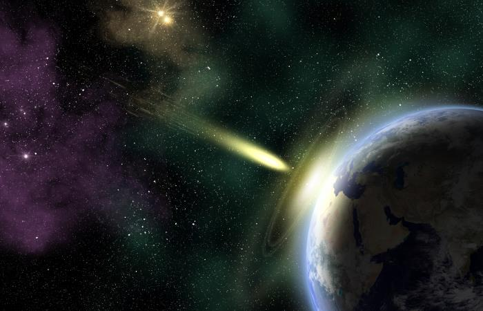 Estos nuevos detalles informan sobre otras 3 'rocas' espaciales que estarán cerca a la Tierra. Foto: Shutterstock.