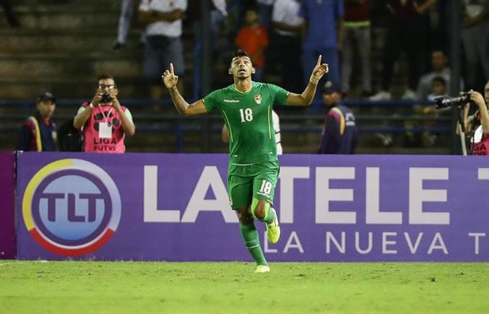 Bolivia logra victoria en el partido amistoso contra Haití. Foto: EFE.