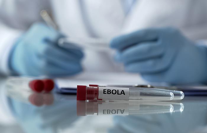 RDC mantiene su brote de ébola. Foto: Shutterstock