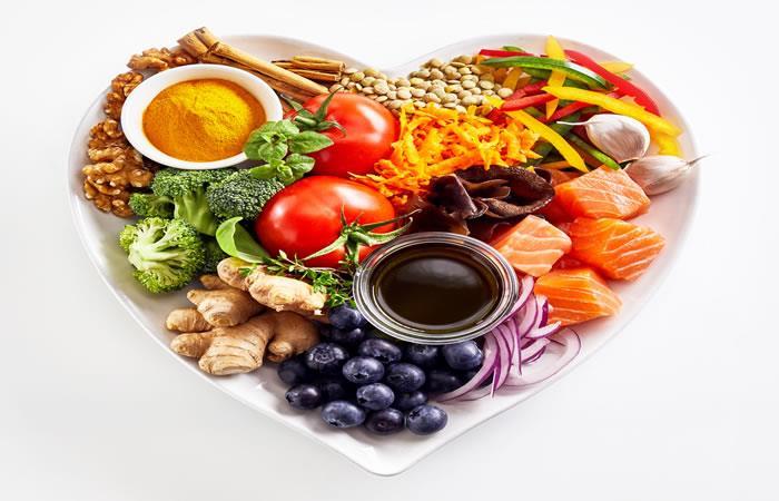 Comida saludable. Foto: Shutterstock