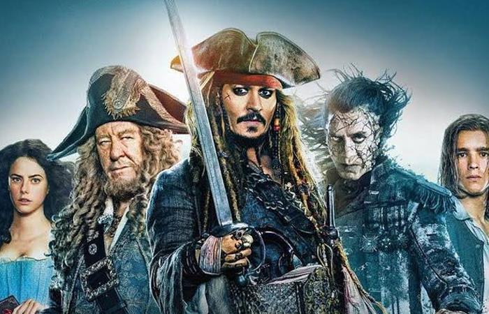 Regresa una nueva secuela de la saga 'Piratas del Caribe'. Foto: Twitter