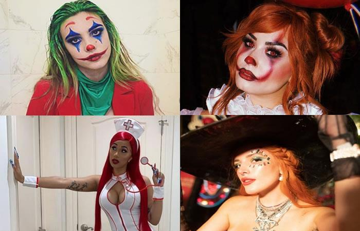 Celebridades latinas. Foto: Instagram