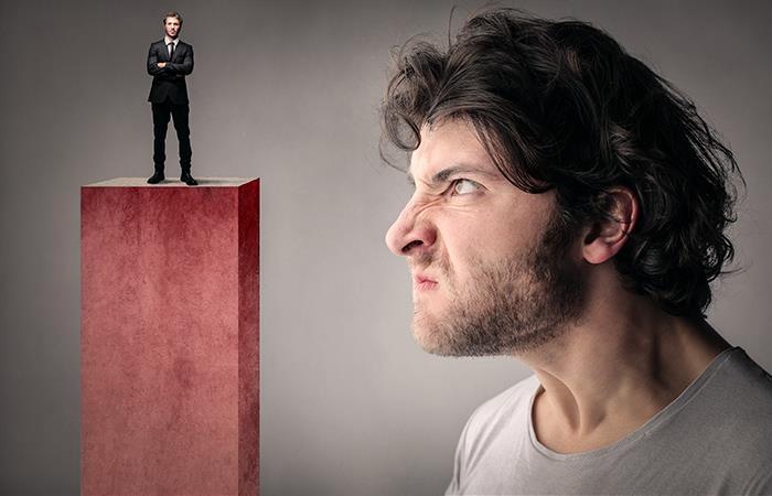 La envidia nunca es buena, mata el alma y la envenena. Foto: Shutterstock