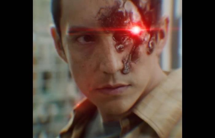 Estreno estadounidense de 'Terminator: Destino Oscuro'. Foto: Instagram