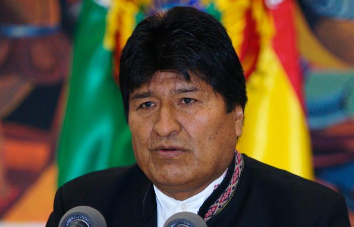 El hasta hoy presidente renunció para pacificar a Bolivia. Foto: Twitter