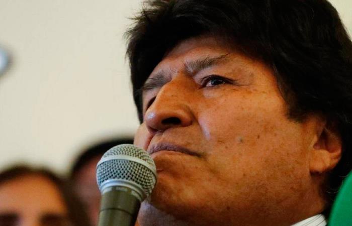 Morales renunció a la presidencia tras la solicitud de parte de las Fuerzas Armadas Bolivianas. Foto: Twitter @oppenheimera
