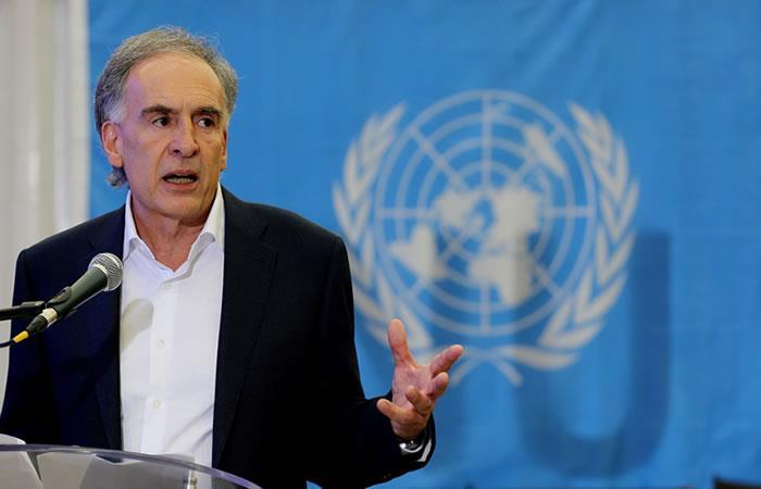 Mediador de la ONU ayudaría a superar la crisis en Bolivia. Foto: EFE