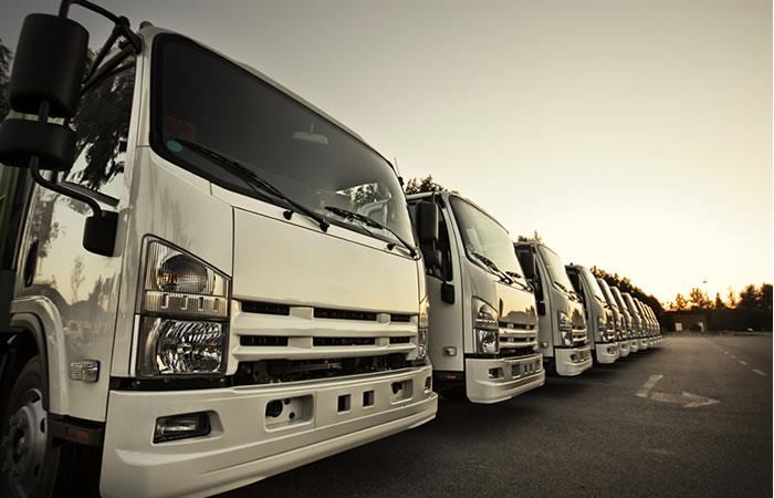 Transportistas completan 45 días parados por bloqueos. Foto: Shutterstock