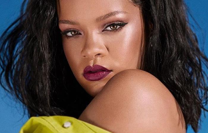 Rihanna anuncia su retiro temporalmente. Foto: Instagram @badgalriri