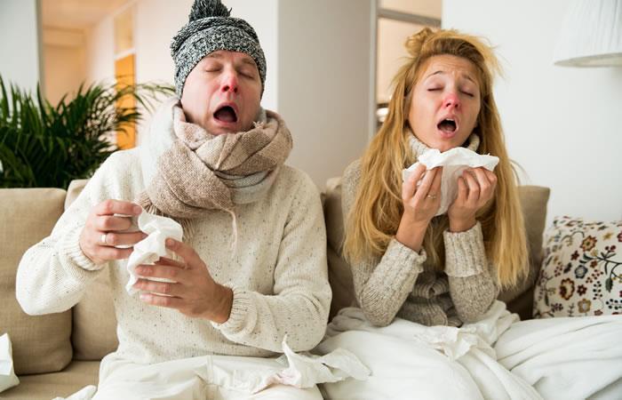 Recomendaciones para prevenir el virus en estas fiestas decembrinas. Foto: Shutterstock.