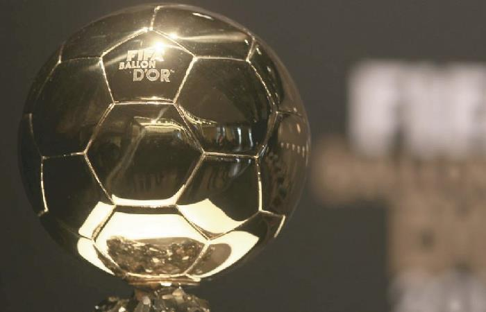Balón de Oro - EFE
