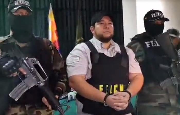 Pedro Montenegro sería extraditado a Brasil. Foto: ABI.
