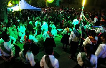 Así se vivió 'Navidad con identidad' en Potosí