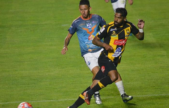 Goleada The Strongest vs Sport Boys