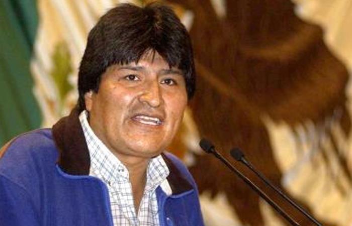 Evo Morales viaja de México a Cuba a consulta médica. Foto: EFE