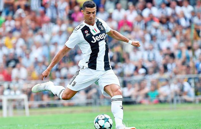 Cristiano Ronaldo jugador de Juventus - EFE