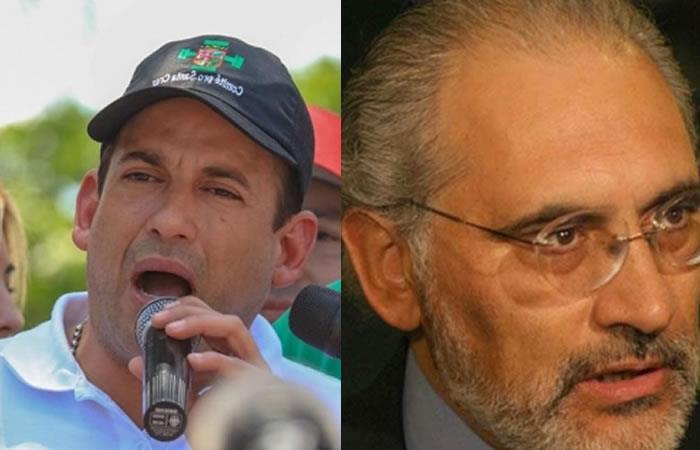 Luis Fernando Camacho y Carlos Mesa son algunos de los postulantes a la próximas elecciones. Foto: ABI