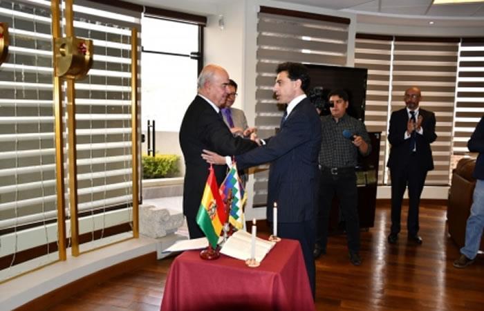 Juan Carlos Antonio jura como director de la Autoridad de Fiscalización del Juego