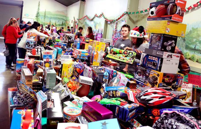 En diciembre aumenta la compra de juguetes. Foto: Twitter