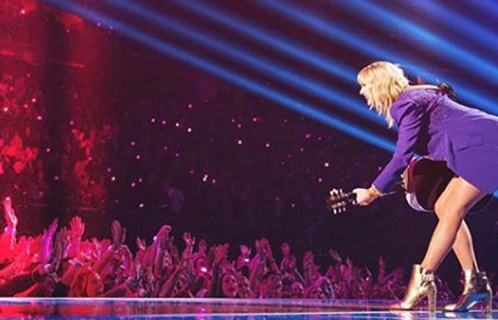 Trayectoria musical de Taylor. Foto: Instagram oficial @taylorswift