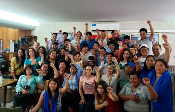 El ex mandatario boliviano se encuentra asilado en Argentina. Foto: Twitter