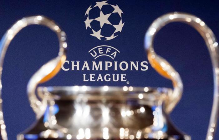 Ya llegan los octavos de final de Champions League - EFE