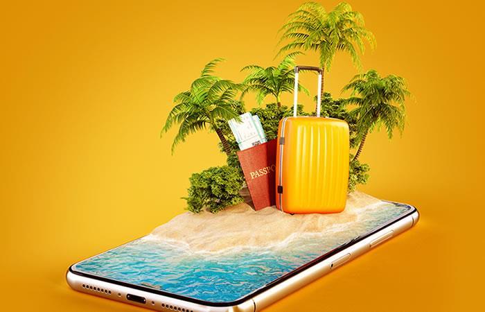 Aplicaciones de turismo. Foto: Shutterstock.