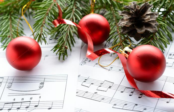 Villancicos navideños. Foto: Shutterstock.