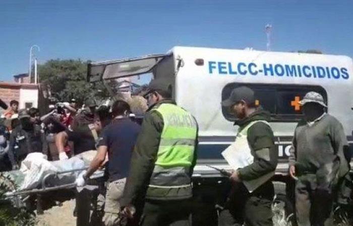 Este caso ha generado indignación en Bolivia. Foto: Twitter
