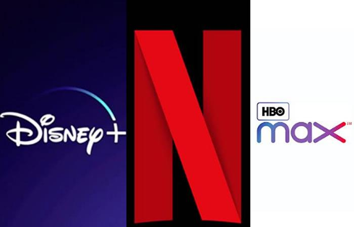 Las plataformas de streaming quieren adueñarse del entretenimiento este 2020. Foto: Twitter.