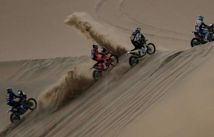 Rally Dakar 2020. Foto: ABI