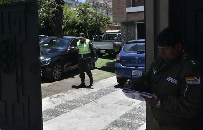España responde con la expulsión de diplomáticos bolivianos. Foto: EFE