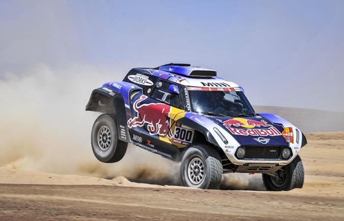 Rally Dakar 2020. Foto: Twitter