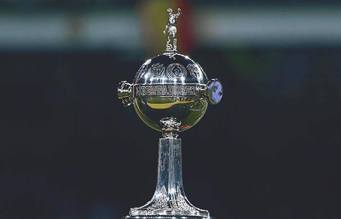 Copa Libertadores. Foto: Twitter