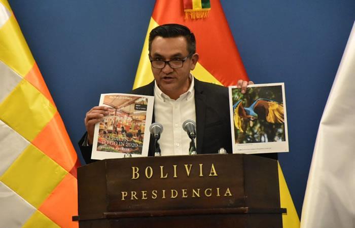 Ministro de la Presidencia, Yerko Núñez. Foto: Twitter