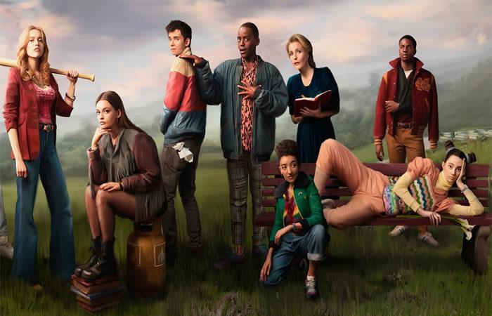 Netflix confirmó la temporada 2 de 'Sex Education' para el 11 de enero. Foto: Twitter