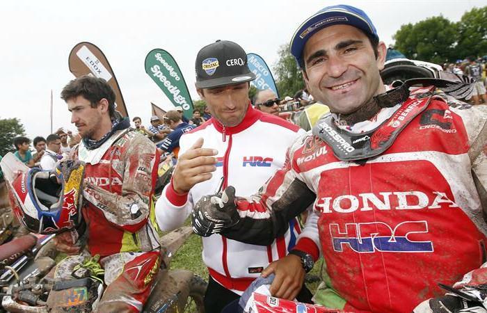 Paulo Goncalves perdió la vida en el Rally Dakar - Foto:  EFE