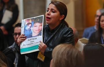 Bolivia anuncia plan contra el feminicidio en el país