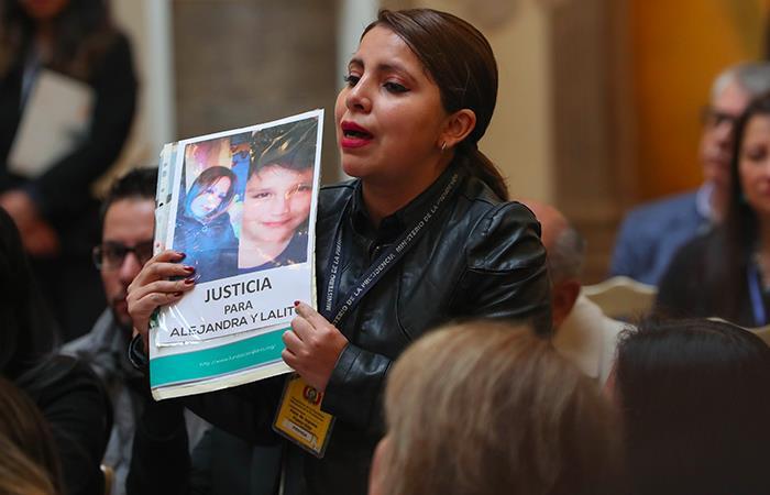 De los 117 feminicidios registrados en el 2019, solo 22 tienen una sentencia condenatoria. Foto: EFE