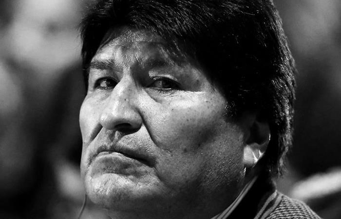 Evo Morales, expresidente de Bolivia. Foto: Twitter