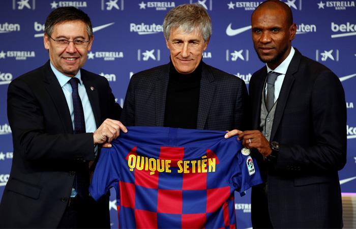 Quique Setién dirigió a Betis y Las Palmas. Foto. EFE