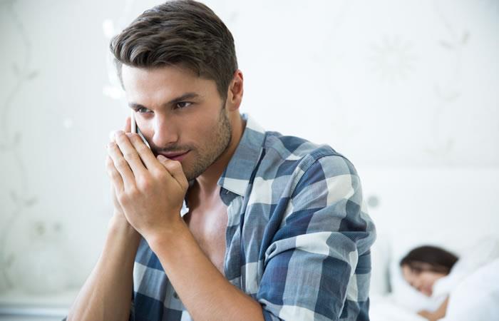 Señales que delatan una infidelidad. Foto: Shutterstock.