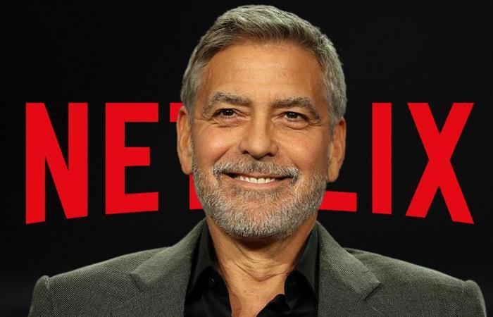 Clooney y Jones serán las estrellas de esta cinta de ciencia-ficción que adaptará la novela. Foto: Twitter