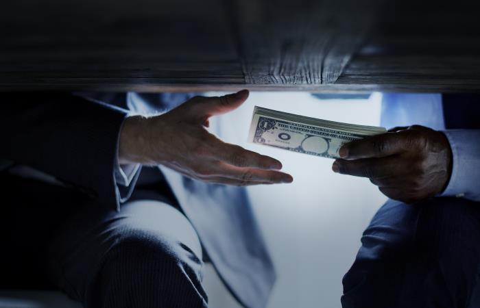 Bolivia es el noveno país más corrupto del mundo según US - Foto: Shutterstock